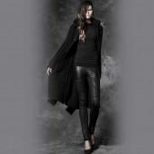 women's Silent Order Leggings by PUNK RAVE brand, code: PK-025