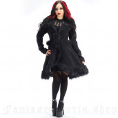 women's Kitsune Coat by PUNK RAVE brand, code: LY-056