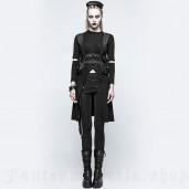 women's Annihilator Harness by PUNK RAVE brand, code: S-217/Female
