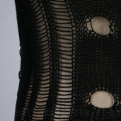 women's Visual Decay Top by PUNK RAVE brand, code: M-020