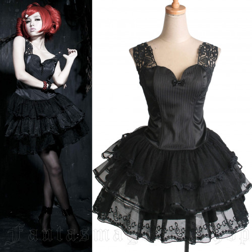 Moonsorrow Two-Piece Dress
