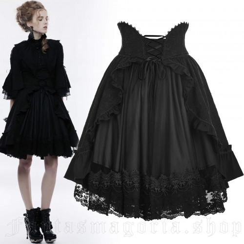 Gothic Lily Skirt