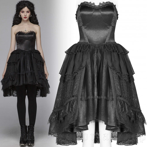 Gothic Butterfly Dress