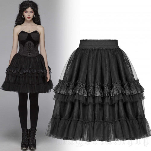 Black Fairy Skirt