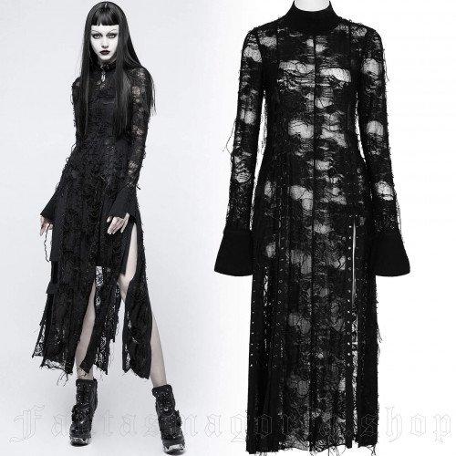 Black Witch Dress