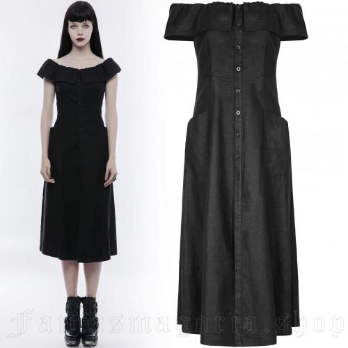 Black Limbo Dress