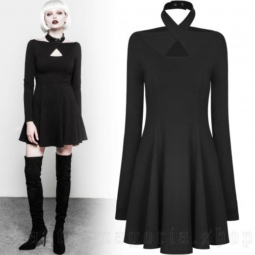 Mystica Little Black Dress