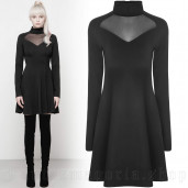 women's Lyricism Dress by PUNK RAVE brand, code: OPQ-286