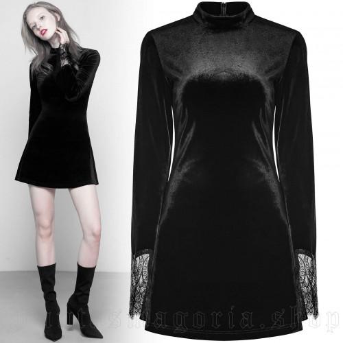 Velvet Solstice Dress