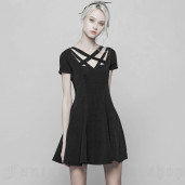 women's Noomina Dress by PUNK RAVE brand, code: OPQ-374