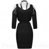 women's Uranus Dress by PUNK RAVE brand, code: PQ-106