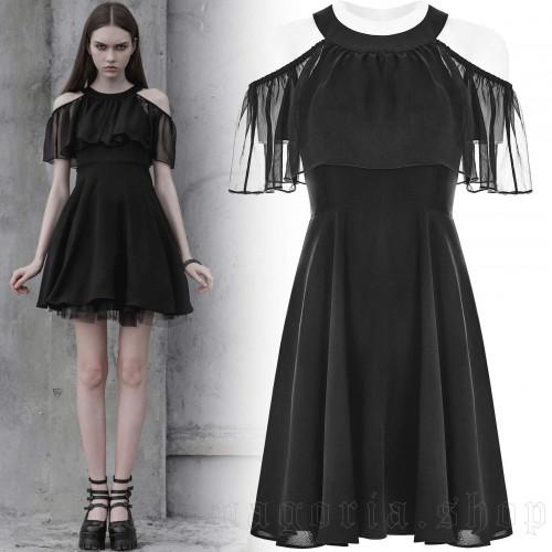Black Moth Dress