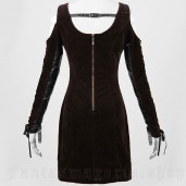 women's Alessa Dress by PUNK RAVE brand, code: Q-207