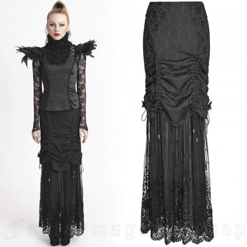 Soleil Noir Skirt