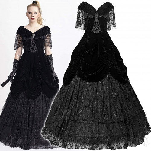 Lady De La Morte Dress