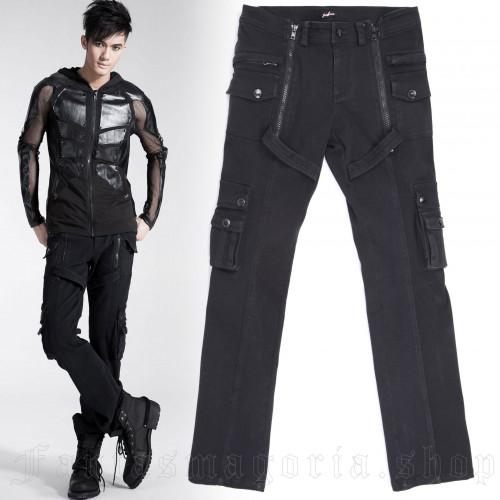 Black Order Trousers