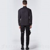 men's The Hunter Trousers by PUNK RAVE brand, code: K-223