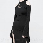women's Lunaria Dress by PUNK RAVE brand, code: WQ-367