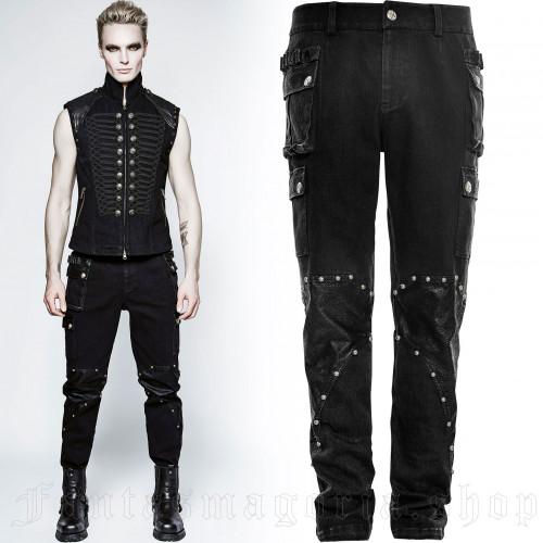 Militarist Trousers
