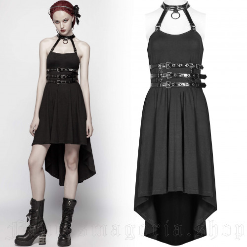 women's Alienation Dress by PUNK RAVE brand, code: WQ-396