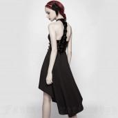 women's Alienation Dress by PUNK RAVE brand, code: WQ-396