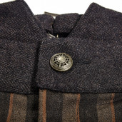 men's Edward Trousers by PUNK RAVE brand, code: K-271