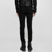 men's Psychonaut Trousers by PUNK RAVE brand, code: K-300