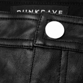 men's Dementor Trousers by PUNK RAVE brand, code: OK-321