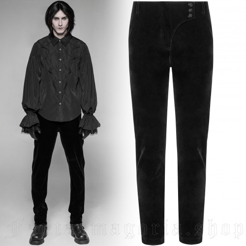 Gothic Romeo Trousers