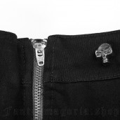 men's Argoth Trousers by PUNK RAVE brand, code: WK-315