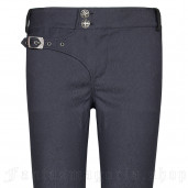 men's Hyacinthum Tenebris Trousers by PUNK RAVE brand, code: WK-358