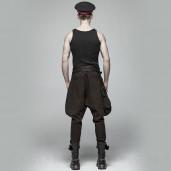 men's Havoc Crew Uniform Trousers by PUNK RAVE brand, code: WK-359/CO