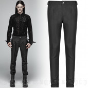men's Nomeon Trousers by PUNK RAVE brand, code: OK-362