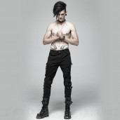 men's Kamikaze Trousers by PUNK RAVE brand, code: WK-368