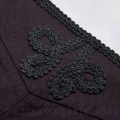 men's Noctivagus Trousers by PUNK RAVE brand, code: WK-385/WY