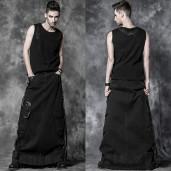 men's Thanos Men's Skirt by PUNK RAVE brand, code: Q-222