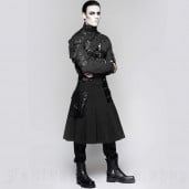men's Aries Kilt by PUNK RAVE brand, code: Q-319