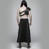 men's Sanctum Men's Skirt by PUNK RAVE brand, code: WQ-399