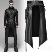 men's Assassin'S Creed Men's Overskirt by PUNK RAVE brand, code: WQ-436