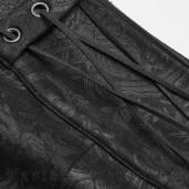 men's Nocturn Men's Skirt by PUNK RAVE brand, code: WQ-437