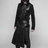 men's Behemoth Top by PUNK RAVE brand, code: WY-931