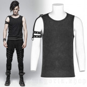 men's Orkus Top by PUNK RAVE brand, code: WT-558