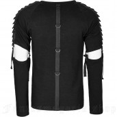 men's Dracarys Longsleeve Top by PUNK RAVE brand, code: T-460