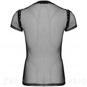men's Narciss Mesh Top by PUNK RAVE brand, code: T-468