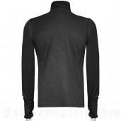 men's Monster Longsleeve Top by PUNK RAVE brand, code: T-439