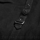 men's Diabolical Longsleeve Top by PUNK RAVE brand, code: T-441