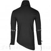 men's Merman Longsleeve Top by PUNK RAVE brand, code: T-472