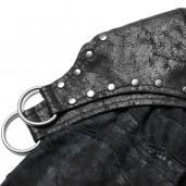 men's Sanctum Longsleeve Top by PUNK RAVE brand, code: WT-559