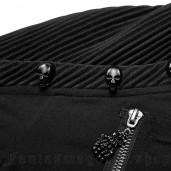 men's Manticore Longsleeve Top by PUNK RAVE brand, code: WT-562
