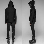 men's Gangrel Longsleeve Top by PUNK RAVE brand, code: WM-044